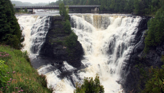 Waterfalls of the Lake Superior Circle Tour | Superior Country