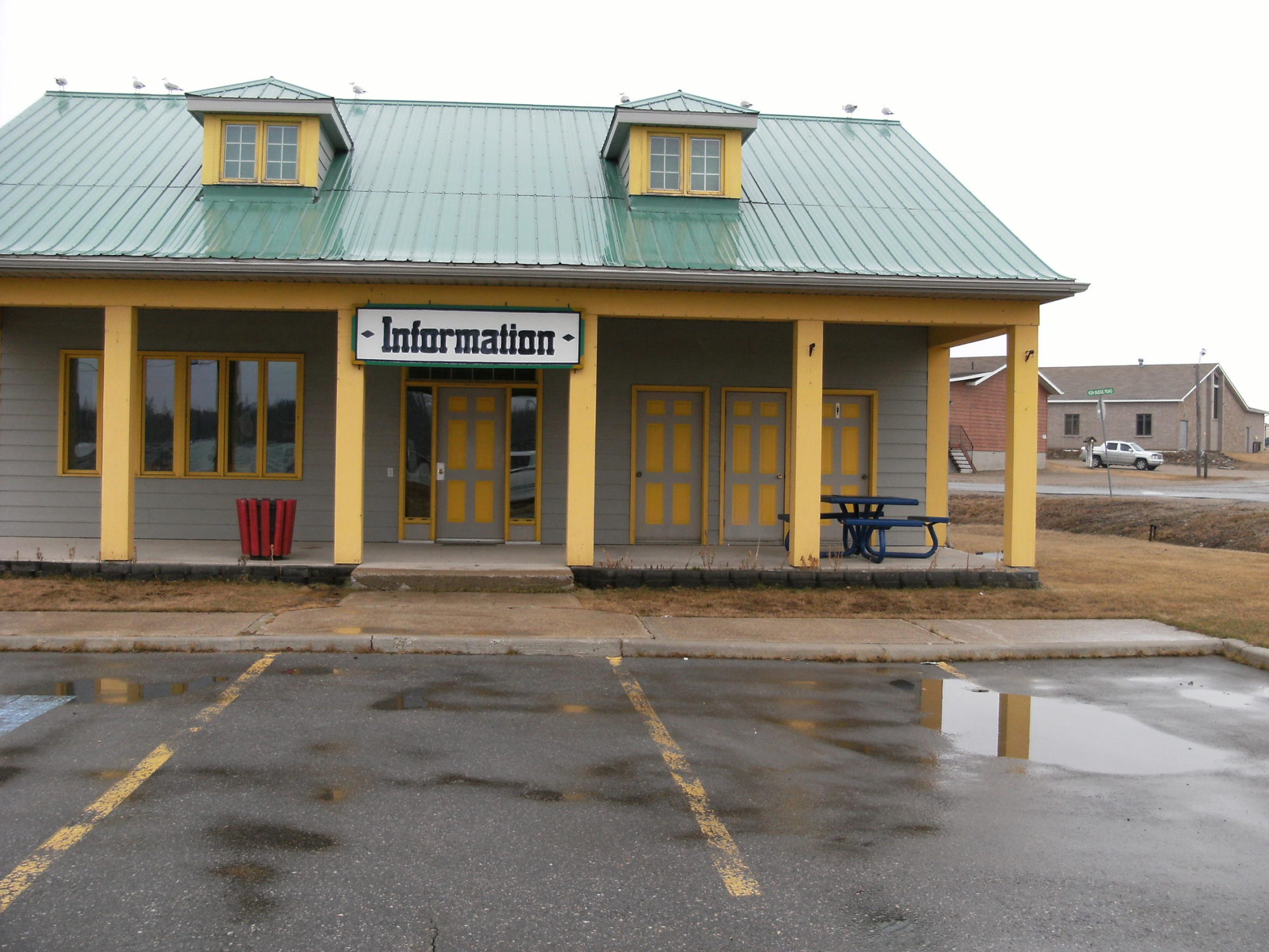 Longlac Tourist Information Centre