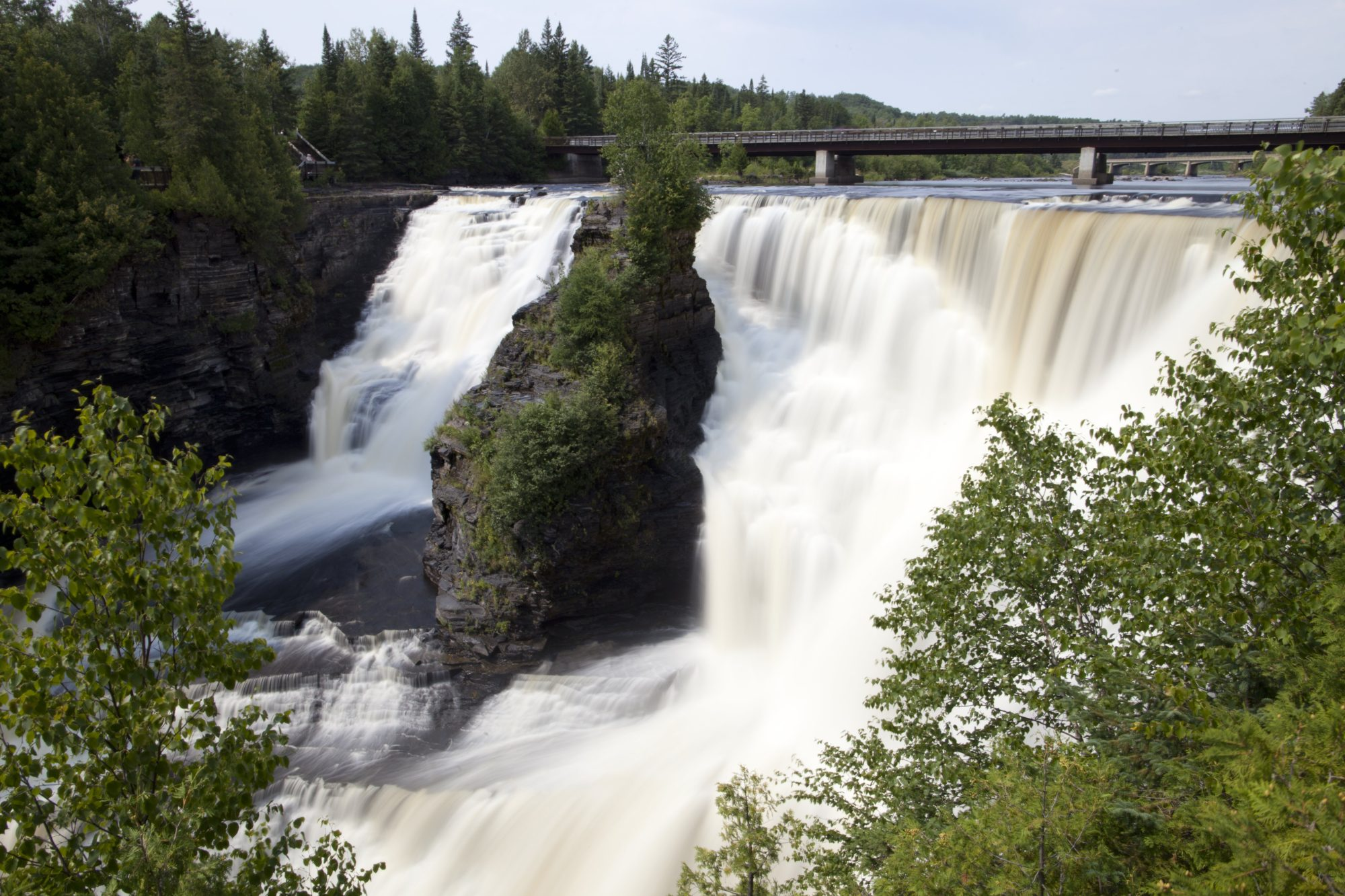 Kakabeka Falls Superior Country